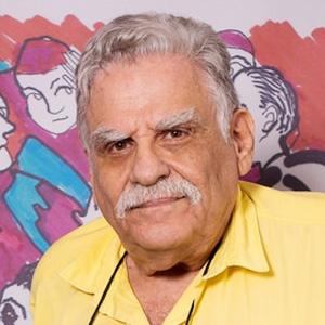 """Luiz Rosemberg Filho, diretor de """"Guerra do Paraguay"""""""