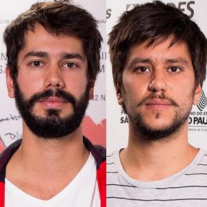 """Chico Gomes e Felipe Lion, diretores de """"Olhar Instigado"""""""