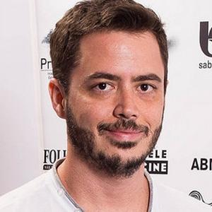 """Santiago Dellape, diretor de """"A Repartição do Tempo"""""""