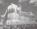Christo & Jeanne Claude Embrulham o Reichstag