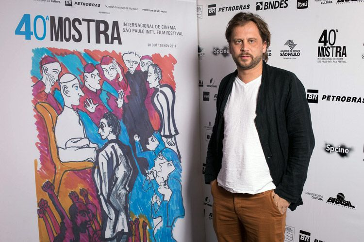 Eryk Rocha, diretor do filme Cinema Novo