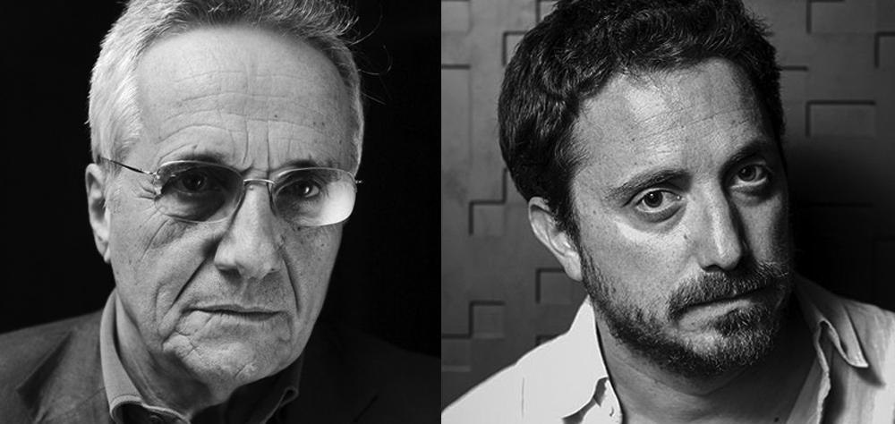 Marco Bellocchio e Pablo Larraín na Quinzena de Cannes
