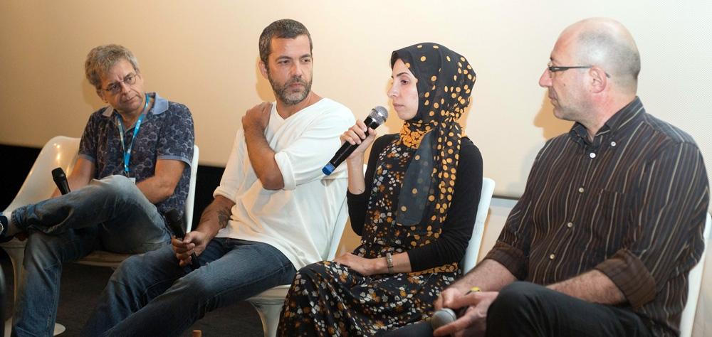Refugiados são tema de debate na Mostra