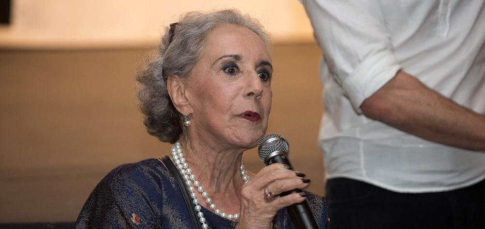 Maria Alice Vergueiro é homenageada com exibição de documentário