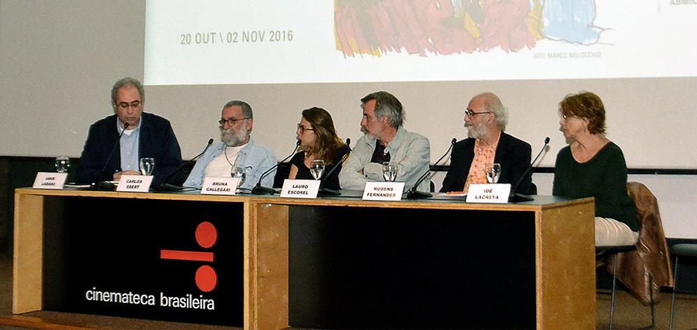 Sessão ABC na Mostra homenageia José Carlos Avellar