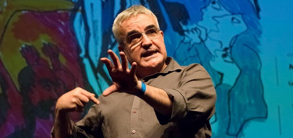 Membro do Júri, Vasco Pimentel realiza masterclass sobre o som no cinema