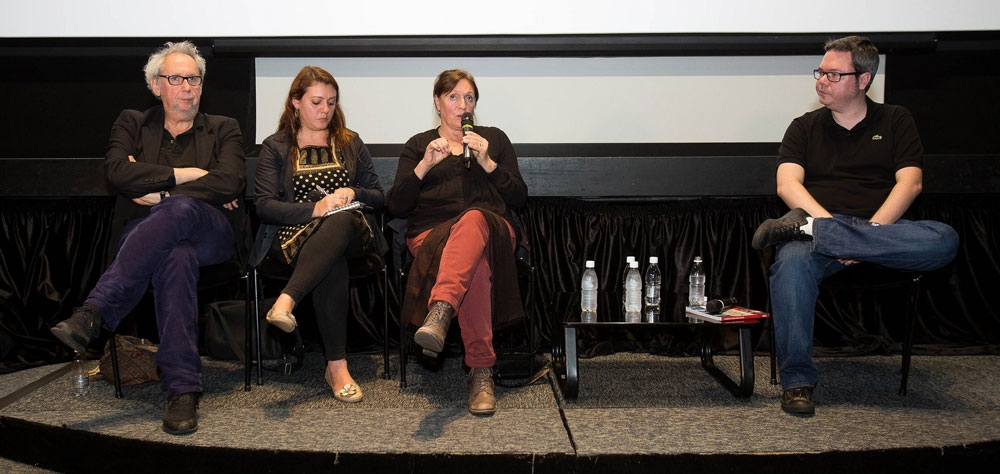 Nicolas Klotz e Élisabeth Perceval falam sobre seu cinema em masterclass